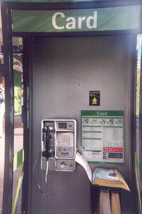 "This is a cardphone.  These are by far the most popular payphones.  Fuck knows what the sticker is with the fire on it.</BR></BR><span class=""date-display-single"" property=""dc:date"" datatype=""xsd:dateTime"" content=""1996-02-26T00:00:00+00:00"">Feb 26, 1996</span>"