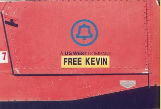 "Free Kevin bumper stickers</BR></BR><span class=""date-display-single"" property=""dc:date"" datatype=""xsd:dateTime"" content=""1999-10-25T00:00:00+00:00"">Oct 25, 1999</span>"